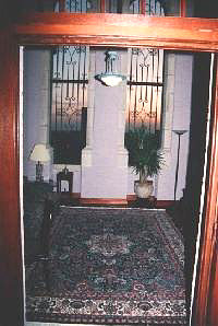 Penthouse West Porch